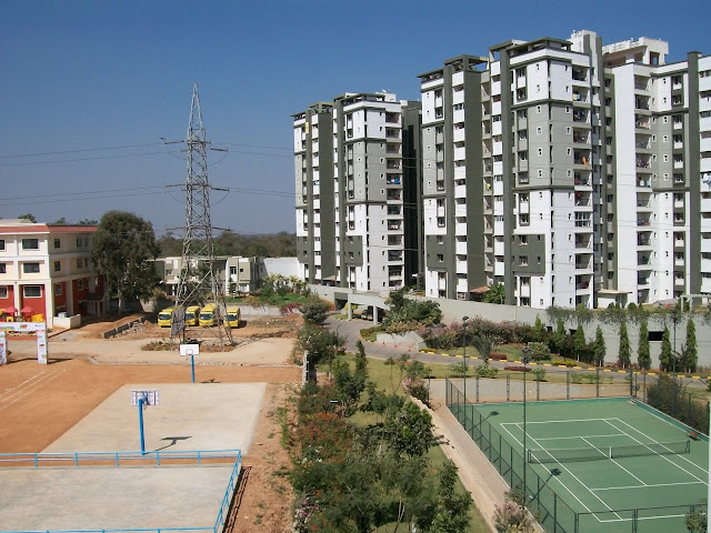 Sobha Daffodils Apartments