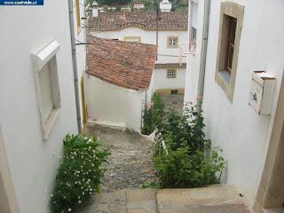 Travessa da Roseira de Castelo de Vide, Portugal (Crossing)