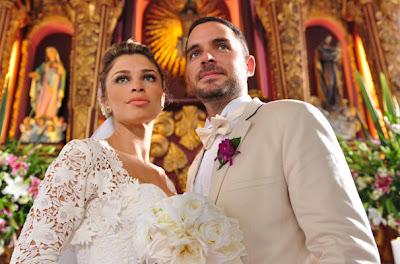 1 Grazi Massafera vestida de noiva