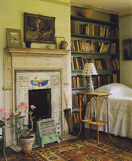 virginia's bedroom