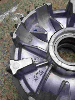 Kerok jalur roller menjadi pasangan yang sempurna dalam meningkatkan performa CVT motor matic