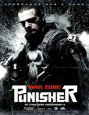 Poster Of Punisher: War Zone 2008 In Hindi Bluray 720P Free Download