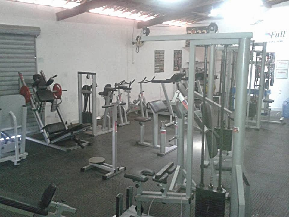f536f37b1 A Academia Mega Fitness está localizada na Rua Manoel Lúcio Pimenta
