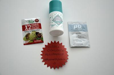 farmasi deodorant