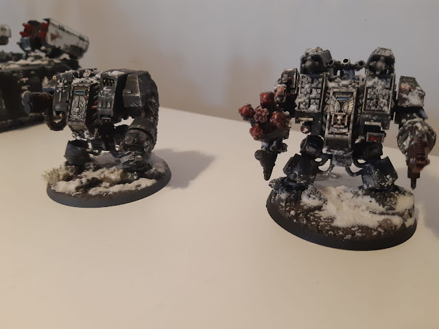 Dreadnought Raven Guard