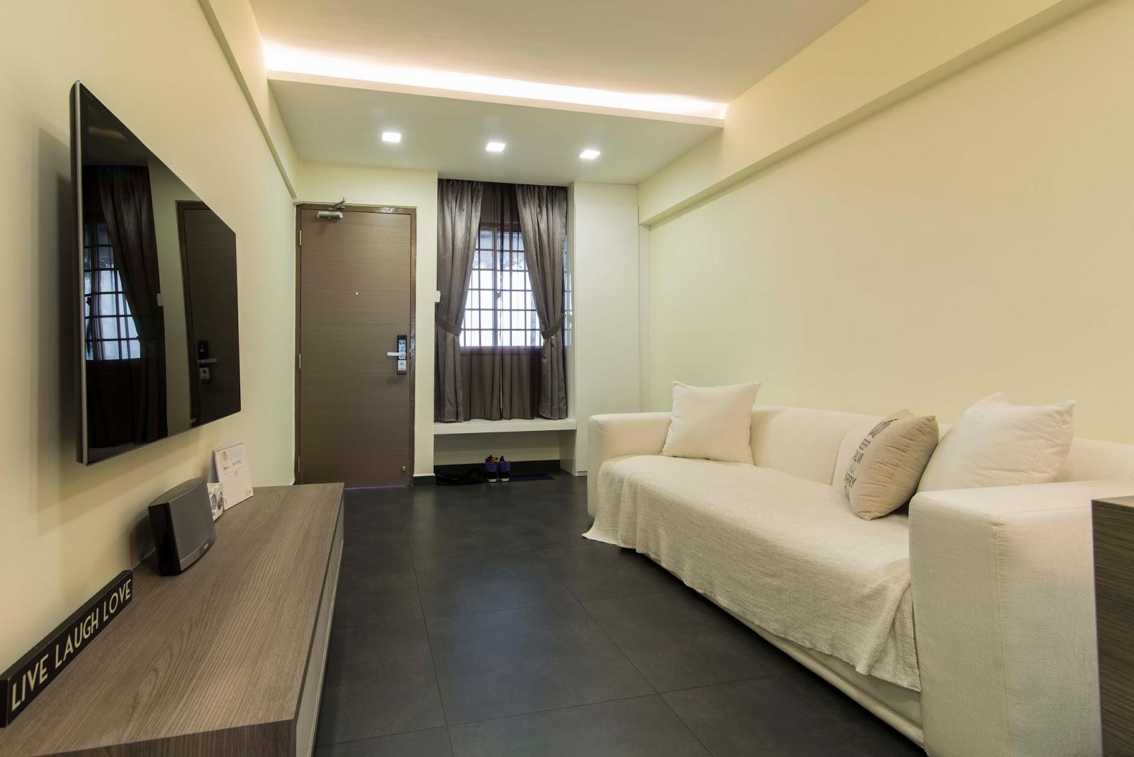 Interior Design Ideas: Interior Design Guide: HDB 3 Rooms Interior Design