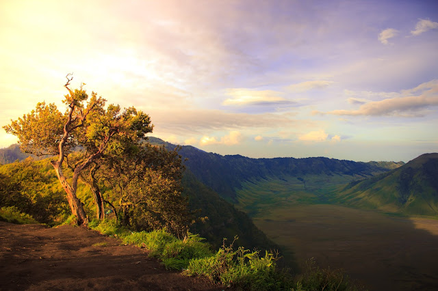 wisata gunung bromo di jawa timur