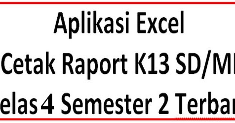 Aplikasi Uh K 13 Sd