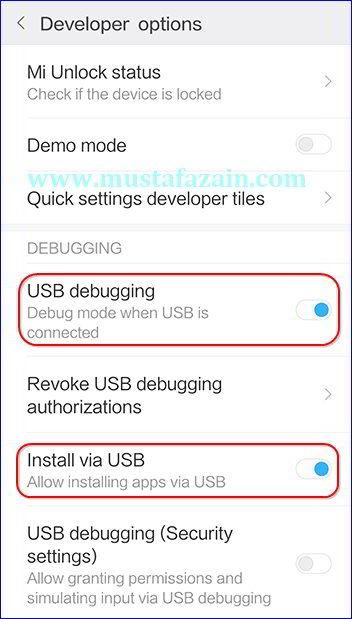 Cara Mudah Ganti ROM Distributor ke ROM China Stable Xiaomi Mi 6X