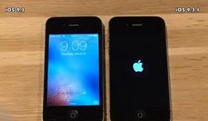 iPhone4s upgrade iOS9.3.1 okay? How effective run up