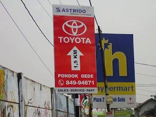 Tempat Percetakan cutting sticker Murah Di Bengkulu, Tempat Percetakan rambu-rambu jalan Di
