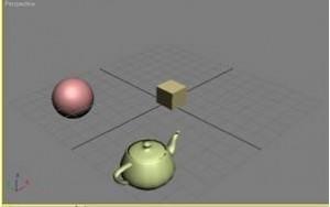 Cara Menghapus Object – Object yang Teranimasi dengan 3ds MAX