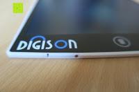 Batteriefach: DIGISON DS-9500 LCD 12 Zoll Writing Tablet / Grafiktablet / Schreibtafel (Schwarz, inkl. Stift)