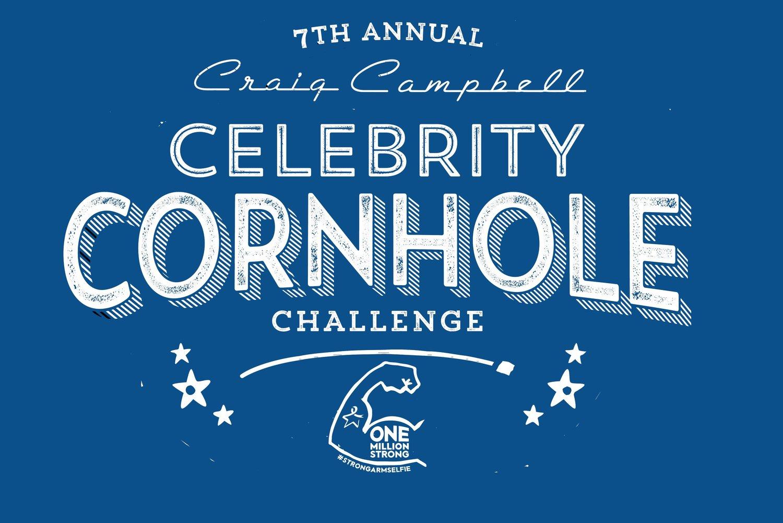 7th Annual #CMAFEST Craig Campbell Celebrity Cornhole Challenge VIP