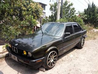 Jual Mobkas BMW 318i Tahun '91