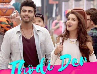 THODI DER Song Full Download Half Girlfriend 2017