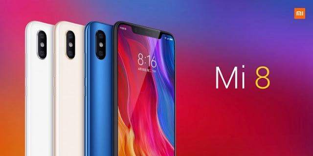 Fitur-fitur Unik Tiga Varian Xiaomi Mi 8 Tahukah Anda?