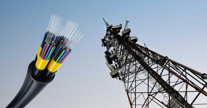 fibra óptica 5G