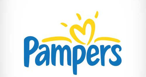 pampers vector logo