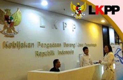 Lowongan Kerja Terbaru LKPP Menerima Pegawai Baru Penerimaan Seluruh Indonesia