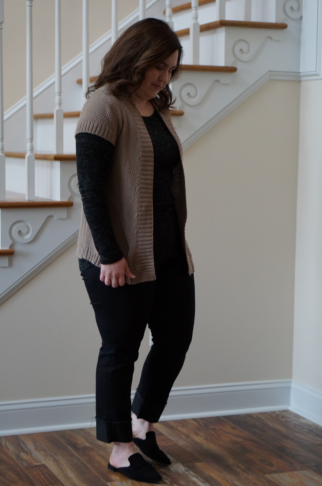 North Carolina style blogger Rebecca Lately review A New Day Velma Mules.  Read more here!