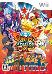 WII FR STRIKERS TÉLÉCHARGER ISO INAZUMA ELEVEN