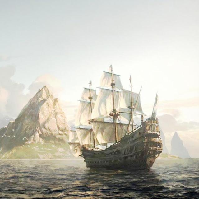 Pirate's Escape Wallpaper Engine