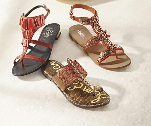 trend fashion: trend sandal wanita terbaru
