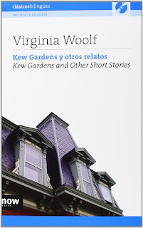 """Kew Gardens y otros relatos"" - Virginia Woolf"