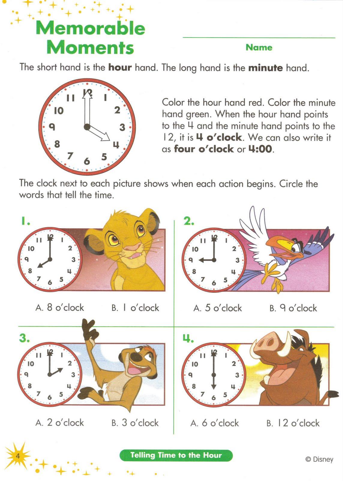 Enjoy Learning English Worksheet