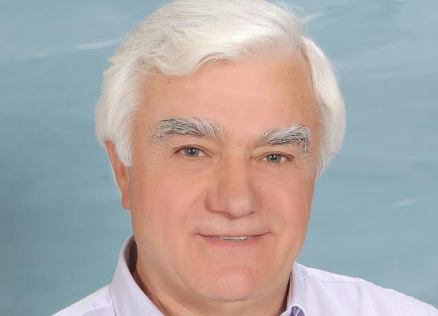 Γιώργος Νώτης: Στηρίζω την υποψηφιότητα του Δημήτρη Κωστούρου και συμμετέχω ως υπ.Δημοτικός Σύμβουλος'