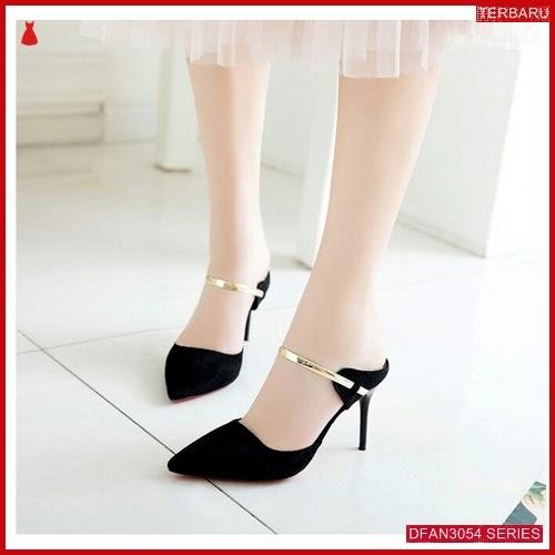 DFAN3054S51 Sepatu Ar02 High Hils Wanita Sepatu Hak BMGShop