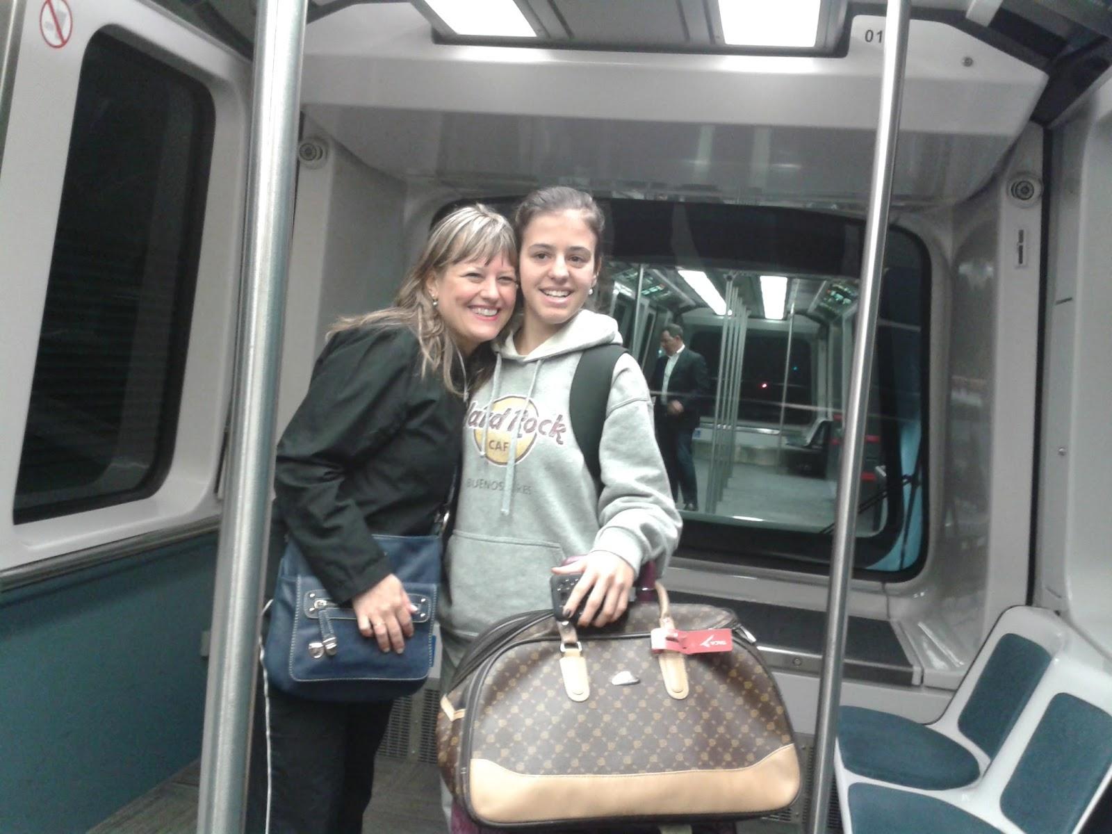 Monorail em San Francisco