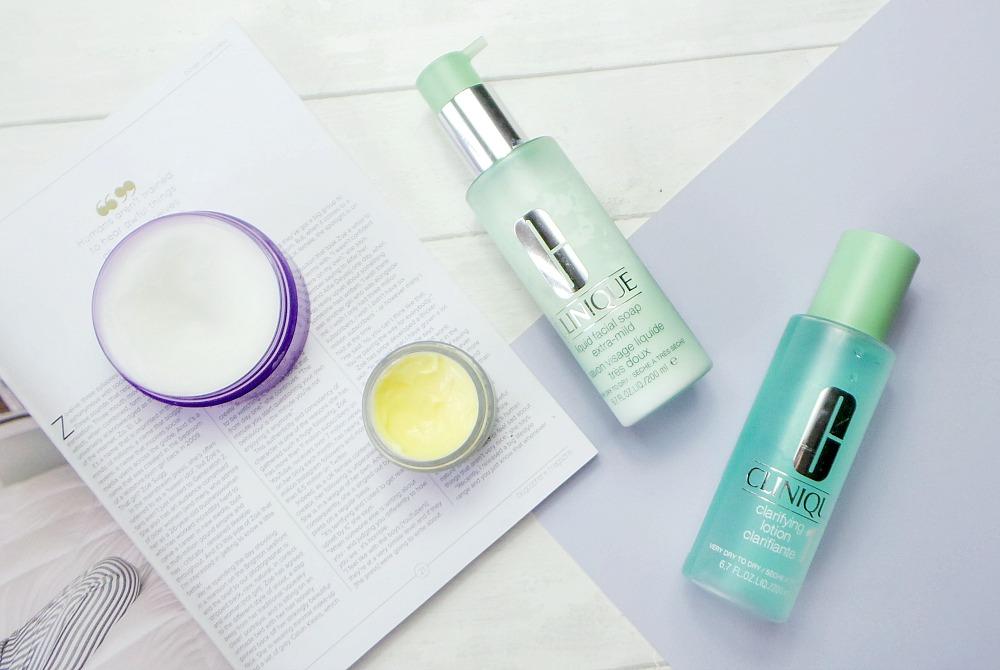 Clinique Skincare review