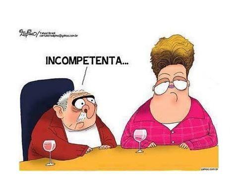 Descobri a nova função da Dilma no governo: ficar indignada