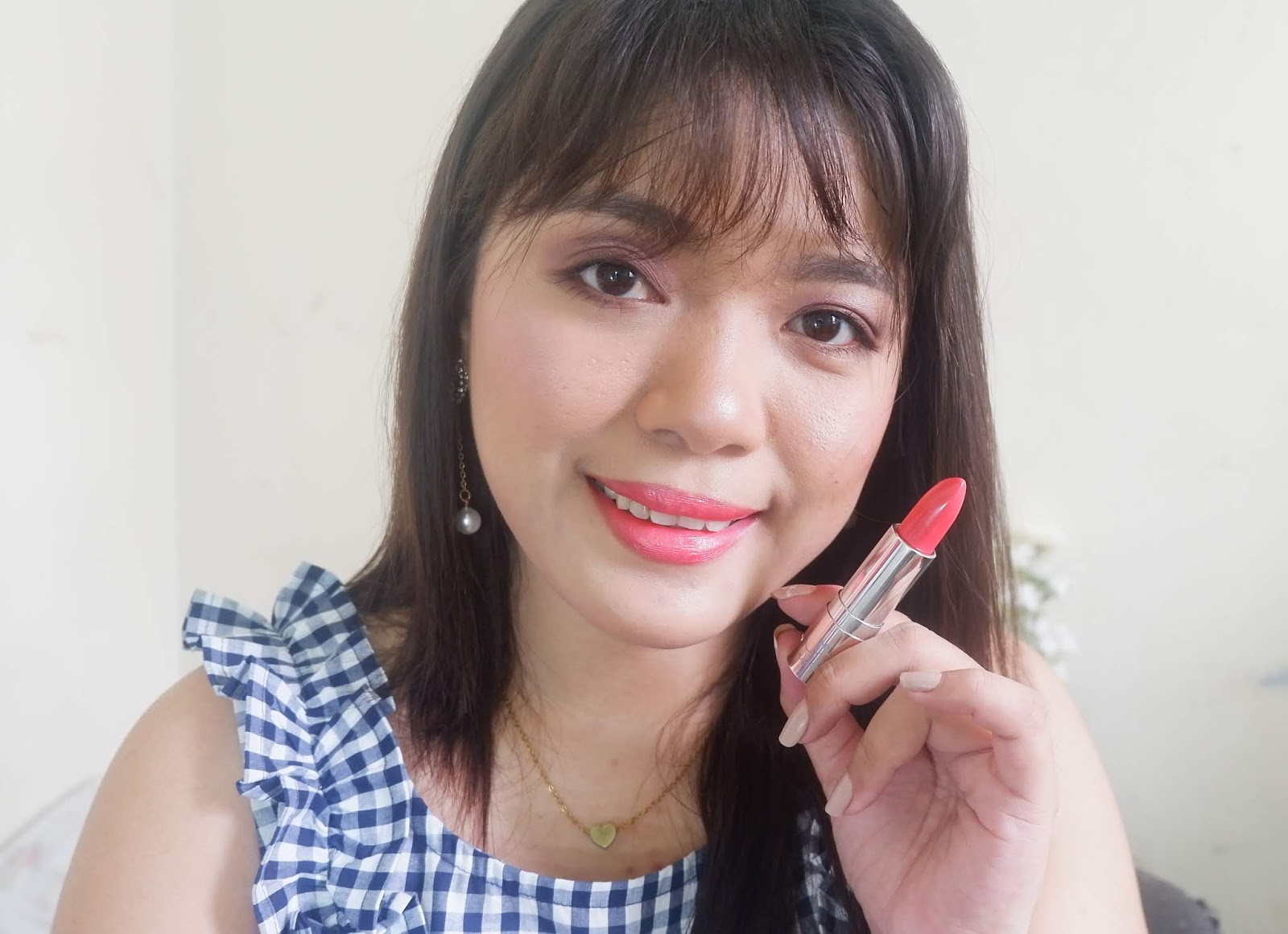 IN2IT LASTING LIPSTICK CRIMSON AND RUDDY REVIEW