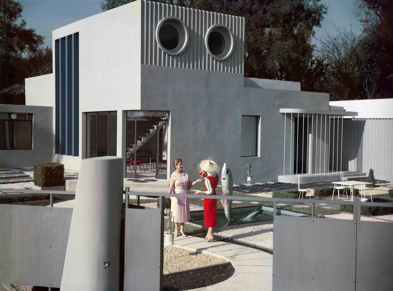 Style inspiration mon oncle style sixties london fashion blog - Jacques tati mon oncle ...