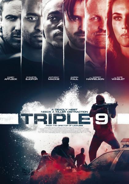 Triple 9 ยกขบวนปล้น [HD]