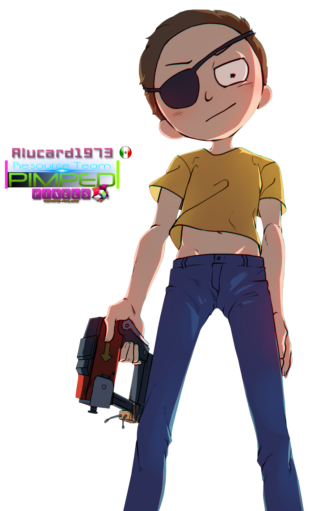 png Evil Morty (Morty Smith)