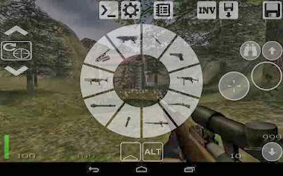 Android Guard Corner: Free Download RTCW Touch v1 1 Apk+Data