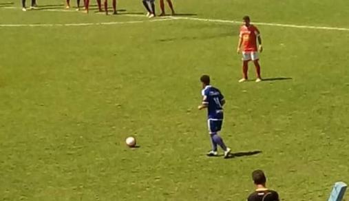 Olímpia FC sofre gol no fim e partida termina empatada