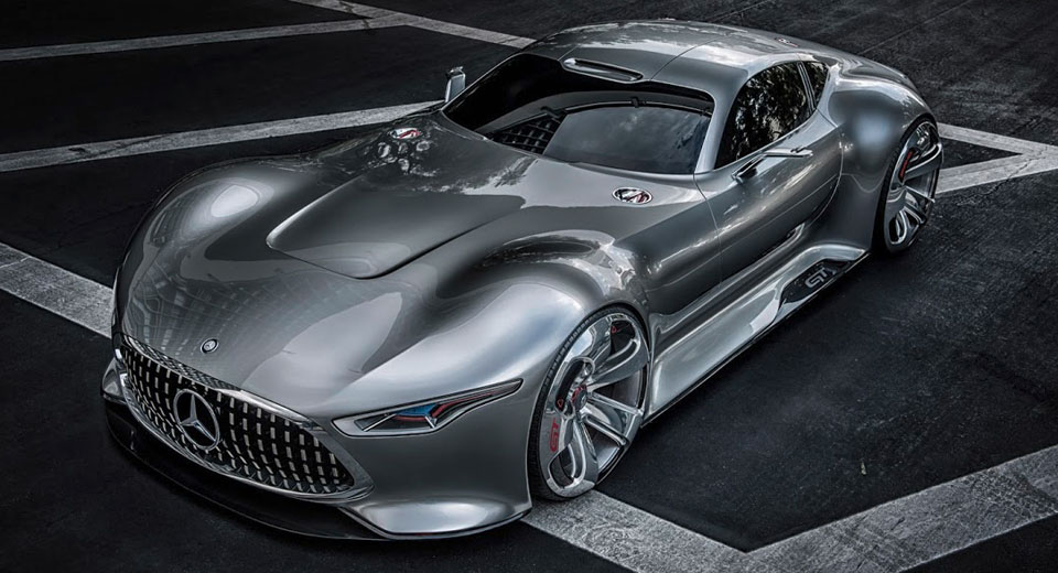 Mercedes Amg Hypercar Confirmed For With Formula One Engine