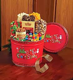 The Popcorn Factory Christmas Snack Assortment