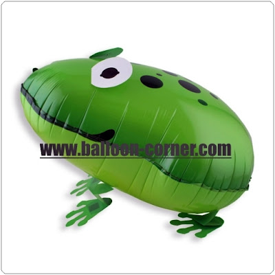 Balon Foil Airwalker Katak