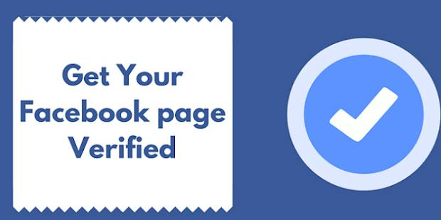 توثيق الفيس بوك في العلامة الزرقاء