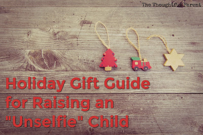 gifts for raising an unselfish child