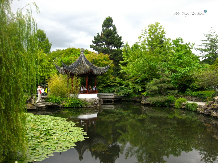 Dr. Sun Yat-Sen Gardens, in Vancouver, Canada is a peaceful oasis | Ms. Toody Goo Shoes