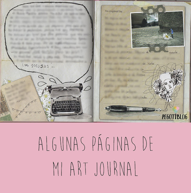Art journal - Pegotiblog portada