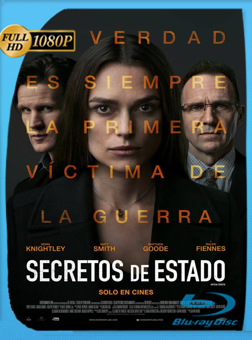 Secretos de Estado (2019) HD [1080p] Latino [GoogleDrive] SilvestreHD