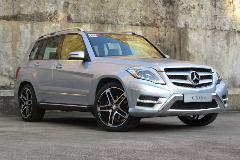 Mercedes glk review 2013